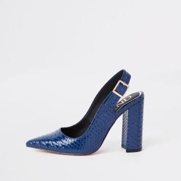 SlingBack Shoes - River Island 3