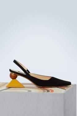 Unusual Heel - Jacquemus - Courtesy ShopStyle