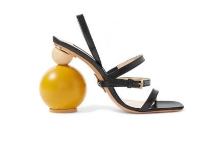 Unusual Heel - Mango2