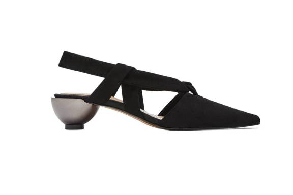 Unusual Heel - Zara