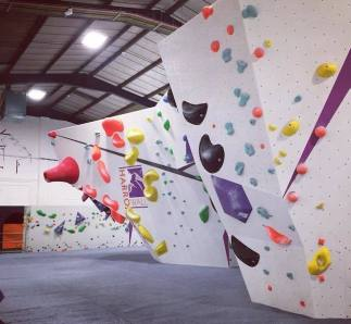 Bouldering - The Arch Climb - Burnt Oak - Courtesy the Londonist